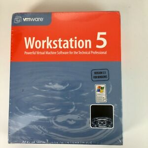 VMware Workstation Version 5.0 for Windows XP, 2000, NT #2