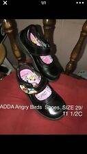ADDA Angry Birds Dress Shoes Size 11.5 C