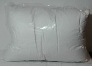 NEW The Company Store Best RDS Euro 19oz Down Firm Pillow, Standard $175 - READ
