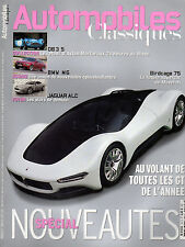 PERIÓDICO REVISTA AUTOMÓVILES CLASSIQUES Nº147 06/07/08 05 EL GT DB3 BMW JAGUAR