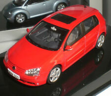 AUTOART MINIATURA FANTASTICA VOITURE VOLKSWAGEN VW GOLF V METAL ESCALA 1:43 NEUF