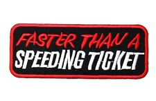 Funny Sign Words Rocker Punk Harley Motorcycle Biker Jacket T-Shirt Iron patch