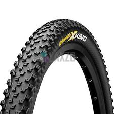 "Continental Cross King Mountain Bike Tyre Rigid  26 x 2.2"" Black"