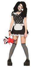 Déguisements noir taille L pour femme Halloween