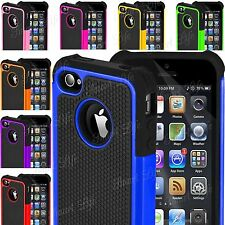 Shock Proof Heavy Duty Armour Builders Workman Case Cover For Smart Mobile Phone