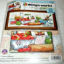 Design Works Counted Cross Stitch Kit MOM'S COOKING 2310