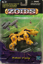 Zoids Zaber Fang #016 Posable Action Figure Hasbro 2002 New