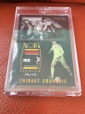 2016-17 Noir Soccer Thibaut Courtois Prime Tag 1/1