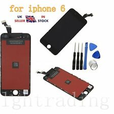 For iPhone6 LCD Display Screen Replacement Touch Digitizer Assembly Black+tools