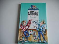 CASCADE - COMMENT DEVENIR PARFAIT EN TROIS JOURS - STEPHEN MANES