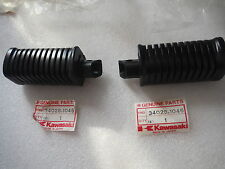 kawasaki  z1000r  kz 1000r kz 1100r new original  left right footrest pédal set
