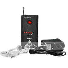 New Anti-Spy Rf Signal Bug Detector Finder Hidden Camera Laser Lens Gsm Device