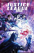 Justice League Saga N°7 - Urban Comics- D.C. Comics - Mai 2014
