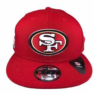 New Era San Francisco 49ers NINER GANG BANG BANG 9FIFTY Super Bowl LIV Snapback