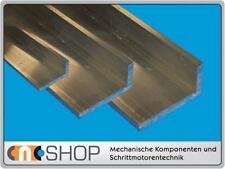 Aluminium Winkel, Winkelprofil  15 x 10 x 2 mm, Alu, je 100 mm