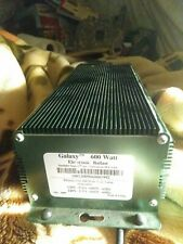 Lightly Used - Galaxy 600w Ballast - Perfect working Condition with power cord