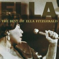 Fitzgerald Ella-The Best Of Ella Fitzgerald CD   New