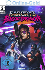 Far Cry 3 Blood Dragon DLC Uplay Download Code PC Standalone Addon Spiel DE/EU