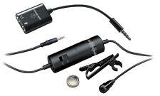 NEW model Audio-Technica ATR3350iS Omnidirectional Condenser Microphone