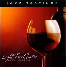 Jazz Tastings: Light Jazz Guitar by Jack Jezzro (CD, Apr-2011, Green Hill)
