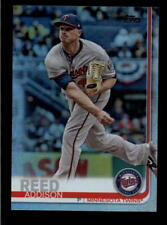 2019 TOPPS RAINBOW FOIL #193 ADDISON REED NM-MT TWINS