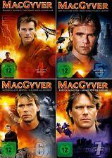 MacGyver - Die komplette 4. - 7. Staffel (Richard Dean Anderson)       DVD   507