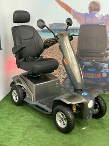 **AUTUMN SALE** TGA IBEX ALL TERRAIN 8MPH Mobility Scooter