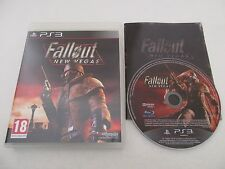 FALLOUT NEW VEGAS - SONY PLAYSTATION 3 - JEU PS3 COMPLET