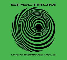 Spectrum : Live Chronicles - Volume 2 CD (2016) ***NEW***
