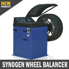 NEW  Synogen Wheel Balancer Suitable For Both Static and Dynamic Balancing