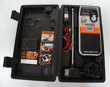 Vintage GE 40 Channel CB Handheld Emergency 2-Way Radio 3-5900 Tested WORKS