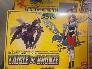 Marine - Saint Seiya ( Les Chevaliers Du Zodiaque ) Eagle Vintage