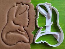 Cookie Cutter Alice cookiecutter cookies custom shape