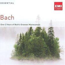 NEW Essential Bach (Audio CD)