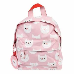 Cookie the Cat Toddler Children Ruck Sack Backpack School Bag 21x18x10cm