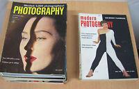 Photography u. Photo Magazin, ca. 30 Hefte ab 1952