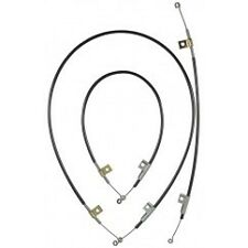 66 67 CHEVELLE HEATER CABLE SET OF THREE CABLES NEW