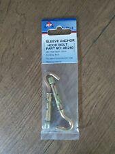 sleeve anchor hook bolt 2's