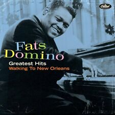 FATS DOMINO GREATEST HITS WALKING TO NEW ORLEANS CD