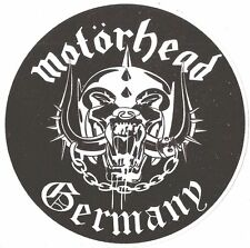 "Sticker "" MOTORHEAD GERMANY """