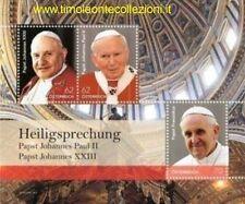 Austria 2014 Canonizzazione Papi Giovanni Paolo II e Giovanni XXIII e Francesco