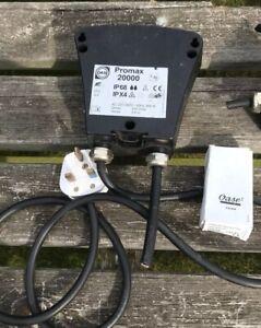 Oase Promax Control Unit Water Pump Filter Koi Carp Pond