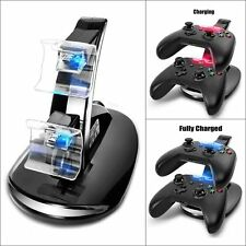 Dual Xbox One Game Controller Charger USB Charging Adapter Stand Dock Station