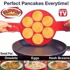 Flippin Non Stick Fantastic Pancake Maker Fast Easy Way to Make Pefect Panicakes