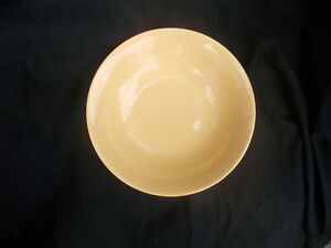 Poole SWEETCORN. Soup Bowl. Diameter 7 5/8 inches. 19.5 cms