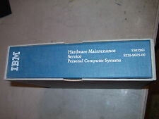 IBM PERSONAL COMPUTER HARDWARE MAINTENANCE SERVICE 1502561 VINTAGE