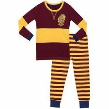 Harry Potter Girls Gryffindor Pyjamas Snuggle Fit Multicoloured Age 11 to 12