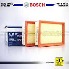 BOSCH AIR FILTER S3539 FITS SEAT AROSA IBIZA VW BORSA CADDY GOLF LUPO POLO 1.4