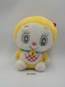 "Doraemon Dorami B1908 Furyu Plush 5"" Stuffed Toy Doll Japan"