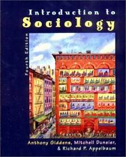Introduction to Sociology by Giddens, Anthony